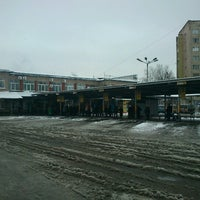 Photo taken at Автовокзал «Вінниця» / Vinnytsia Bus Station by Ian G. on 12/4/2012