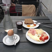 Photo taken at Cafe der Provinz by Zarifa H. on 5/5/2013