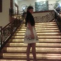 Das Foto wurde bei The Lalit von Людмила Х. am 1/30/2013 aufgenommen