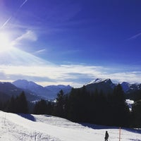 Photo taken at Le Grand-Bornand by IANIS on 1/6/2018