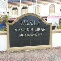Photo taken at Masjid hiliran by pok l. on 3/16/2013