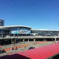 Photo taken at Edmonton International Airport (YEG) by Jared W. on 7/12/2013