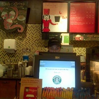 Photo taken at Starbucks Coffee by Paolo M. on 11/19/2012