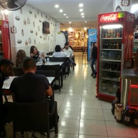 Photo taken at Ucarlar Kebap Salonu by Mahmut D. on 10/11/2013