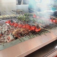Photo taken at Ucarlar Kebap Salonu by Mahmut D. on 6/19/2014