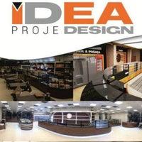 Photo taken at idea design by Serdar U. on 5/25/2014