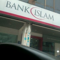 Photo taken at Bank Islam Taman Melawati by Din Kuantan on 9/28/2012