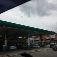 Photo taken at Petronas by Din Kuantan on 10/23/2013