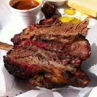 Photo taken at John Mueller Meat Company by Kay M. on 2/27/2013