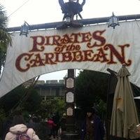Photo prise au Pirates of the Caribbean par Ingrid S. le11/19/2012