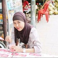 Photo taken at Jalan Rappocini Raya by AMALIA Z. on 11/30/2012