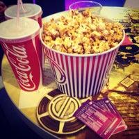 Photo taken at Velikan Park Cinema by Регина ✌. on 11/4/2013