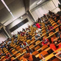 Photo taken at HEC-ULg - 050 by Orban V. on 5/24/2013