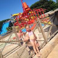 Photo taken at Camping la Sirene by Orban V. on 6/26/2015