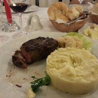Photo taken at Restaurant Vatra Neamului by Sarah on 5/1/2013