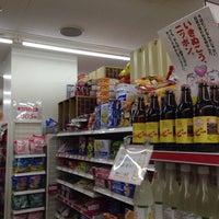 Photo taken at 100円ローソン梅島店 by peipeipe on 7/20/2013