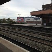 Photo taken at Leamington Spa Railway Station (LMS) by Karl M. on 10/18/2012