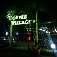 Photo taken at Coffee Village Cafe by Jamaliza .. on 1/8/2013