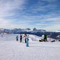 Das Foto wurde bei Kronplatz / Plan de Corones von Diego C. am 12/29/2012 aufgenommen