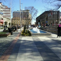 3/7/2013 tarihinde ⚡️ADEM⚡️ziyaretçi tarafından Atatürk Alanı'de çekilen fotoğraf