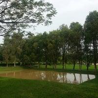 Photo taken at Kebun Wisata Pasir Mukti by Sonny S. on 5/12/2013