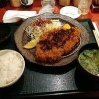 Photo taken at とんかつ 玉藤 清田店 by 集 宮. on 4/22/2017