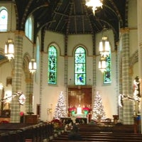 Photo taken at Immaculate Conception R.C. Church by Matthew P. on 12/29/2012