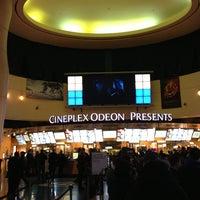 Photo taken at Cineplex Cinemas Queensway & VIP by Matthew P. on 3/16/2013