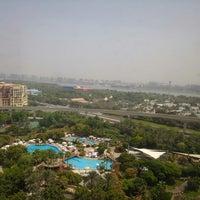 Снимок сделан в Гранд Хаятт Дубай пользователем Mary R. 7/24/2013