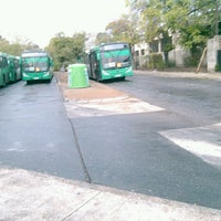 Photo taken at Paradero Transantiago 301 by Claudia P. on 5/2/2013