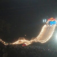 Photo taken at Red Bull Crashed Ice 2014 by Bryan T. on 1/27/2013