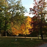 Photo taken at Portage Lakes State Park by Brian L. on 10/18/2013