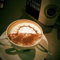 Снимок сделан в Чашка кофе пользователем Ирина Т. 1/7/2013