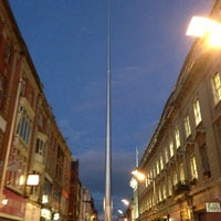 Photo taken at The Spire of Dublin by Jacinth S. on 10/13/2012