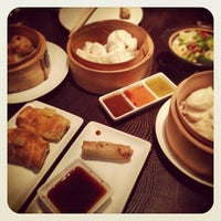 Photo taken at Ping Pong Dim Sum - Dupont by Jacinth S. on 7/7/2013