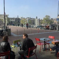 Photo taken at Café De Magere Brug by Bobby D. on 10/4/2015