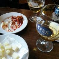 Photo taken at Nokta pub by Deniz S. on 4/10/2015