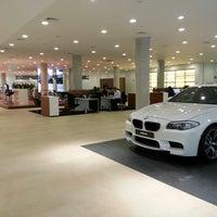 Photo taken at BMW EL POLO by Zarella M. on 8/1/2013