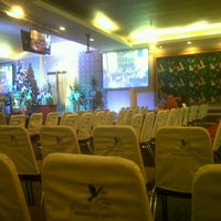Photo taken at GBI Glow Fellowship Centre by Emma on 11/24/2013