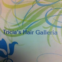 Photo taken at tricas hair galleria by Jennifer F. on 1/31/2013
