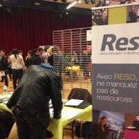 Photo taken at Palais des Congrès de Lorient by RESO29 F. on 3/12/2014