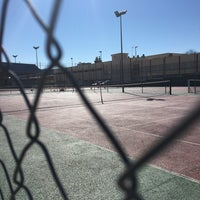 Photo taken at Centro Deportivo San José by Emilio G. on 3/18/2017