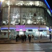 Photo taken at Solaris Keskus by Maria N. on 11/23/2012