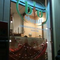 Photo taken at Bio Shanti by Marie S. on 12/17/2012