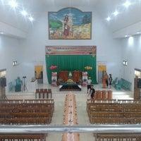 Photo taken at GMIM Efrata Kolongan Tetempangan by Julio M. on 8/27/2013