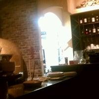 Photo taken at Bavaro's Pizza Napoletana & Pastaria by Kia R. on 12/14/2012
