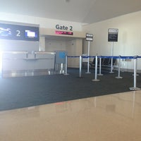 Photo taken at Gate 2 by Dorothy S. on 2/1/2013