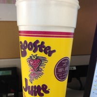 Photo taken at Booster Juice by Cheryl D. on 12/5/2012