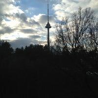Photo taken at Karolina Hotel by Iliya K. on 12/1/2012