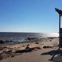 Photo taken at пляж Смолячково by Ilya B. on 6/4/2017